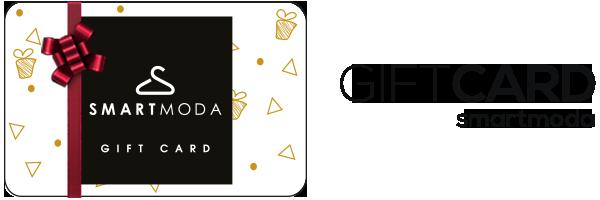 Gift Card SMARTMODA, pratica e originale